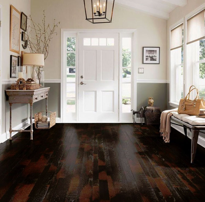 Need help finding the perfect floor for your home? A. A. I.'s design team can help!