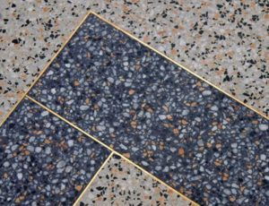 Have You Seen Terrazzo Flooring Before This Style Of Has Been Around For Some Time And A Lot Popular Places Can Be With